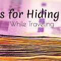 Tips for Hiding Money FI