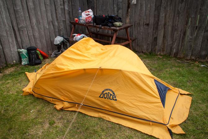 Torres del Paine Tent