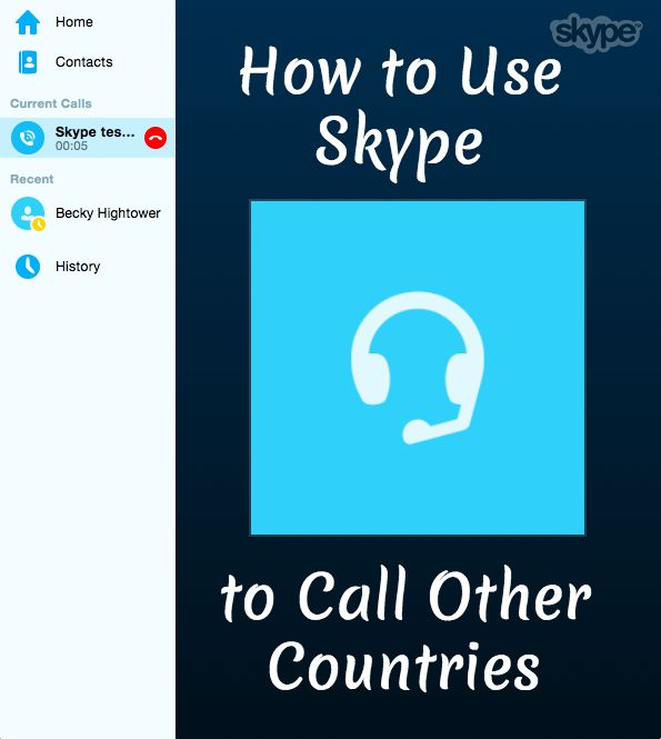 the use of skype to facilitate Skype asks you to set up an account by entering a name, a skype name, and password the next screen asks for your e-mail address, country, and city if the skype name you specified is already in use, you will get a chance to choose another name.