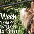 2 week Costa Rica FI