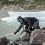 Torres del Paine Alyssa Iceberg