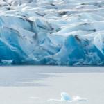 Torres del Paine Blue Iceberg