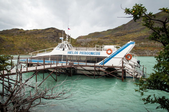 Torres del Paine Ferry