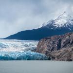 Torres del Paine Iceberg Mountains