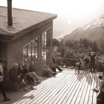 Camp at Torres del Paine