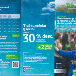 Movistar Postpaid Contract Cell Phone Plan User Guide Brochure