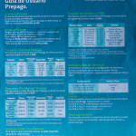 Movistar Prepaid Cell Phone Plan User Guide Page 2 Brochure