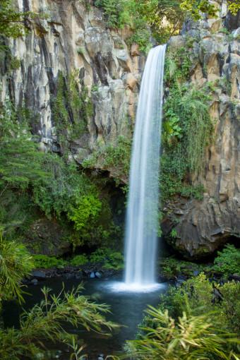 Princess Waterfall Salto de la princesa in Conguillio National Park