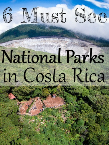 6 Must See National Parks in Costa Rica
