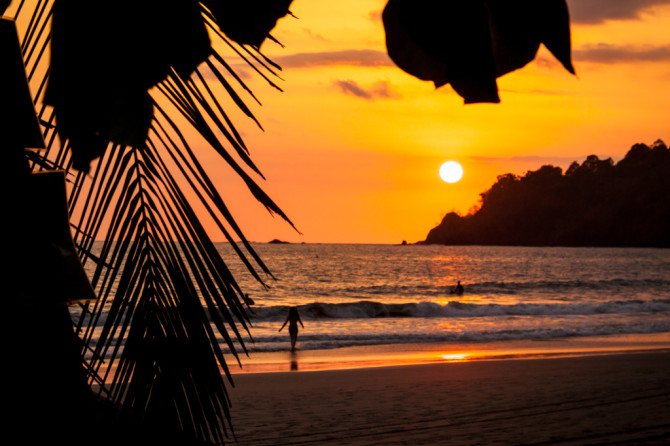 Enjoy a Stress-free Costa Rica Sunset at Manuel Antonio