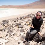 Geocaching Alyssa exploring Laguna Verde, Bolivia.jpg