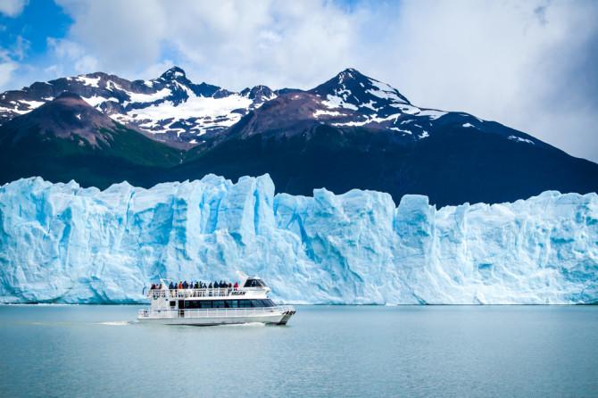 Perito Moreno Glacier Boat Tour