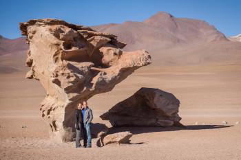 Piedra de Arbol, Uyuni Salt Flat tour