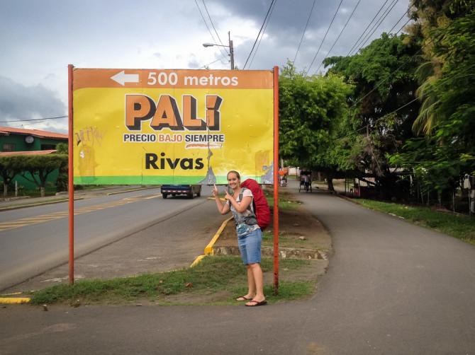 Alyssa in Rivas, Nicaragua
