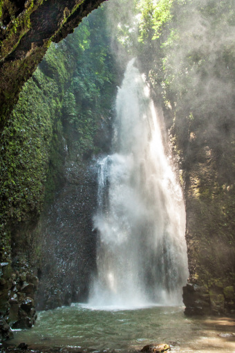 Powerful Second Waterfall
