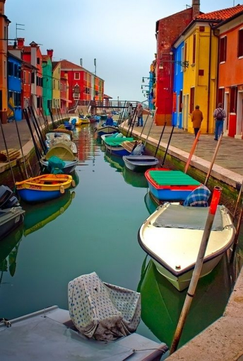 Favorite Bucket-List Destination - Burano, Italy