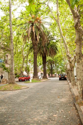Colonia de Sacramento City Streets