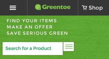 Greentoe Banner