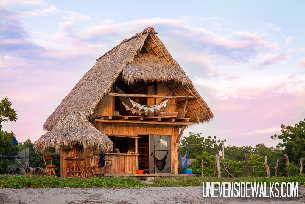 Beautiful Cabina by the beach in Nicaragua