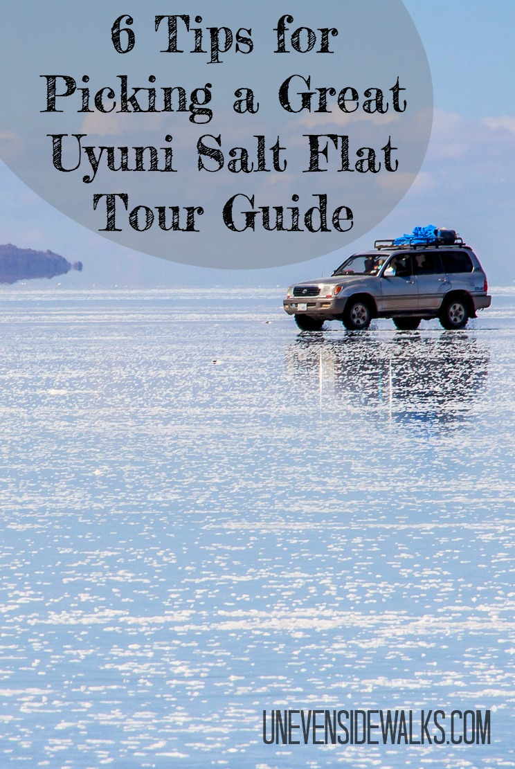 6 Tips for Picking a Great Salt Flat Tour Guide