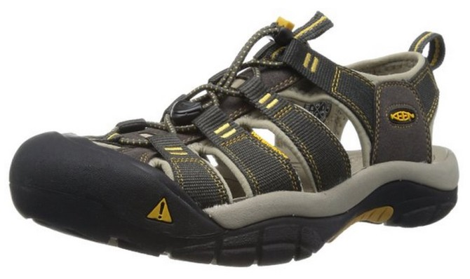Keen Hiking Sandals in a Variety of Colors
