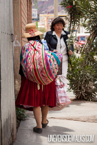 Both New and Old Traditions in Bolivia Customs and Clothes