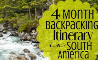 4 month backpacking itinerary in south america FI2