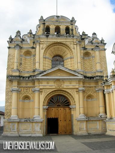 Antique Church in Guatemala
