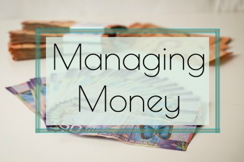 Manage Money Button