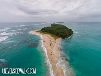 Bocas del Toro Panama Aerial Drone Pictures