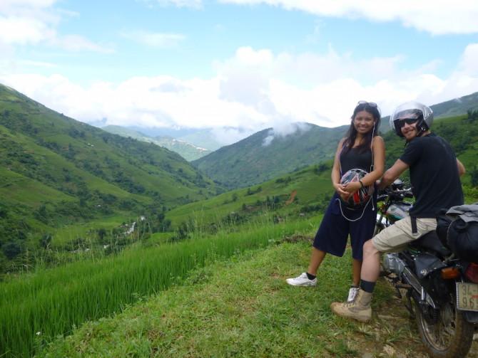 Motorbike Trip in North Vietnam