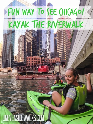 Chicago Kayaking Fun Thing to Do in Chicago