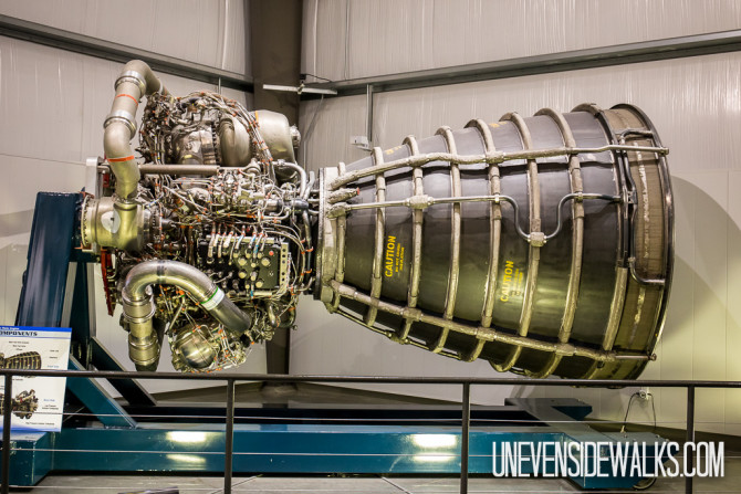 Main Space Shuttle Engine