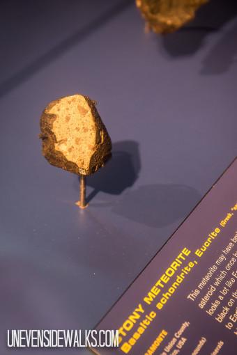 Meteorite Rock