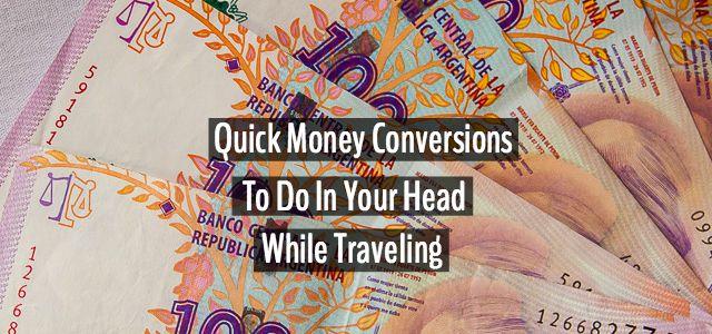 Money Conversion FI