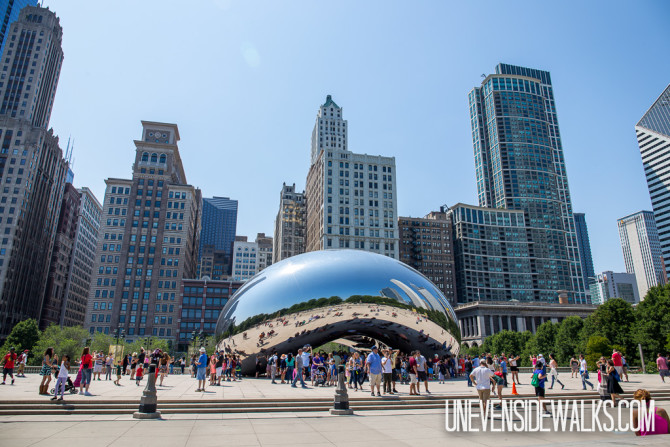 The Chicago Bean Plaza