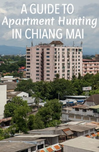 A Guide to Apartment Hunting in Chiang Mai Nimman Area