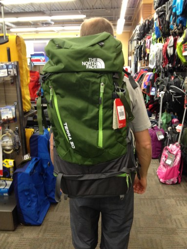 Backpack Different Brands