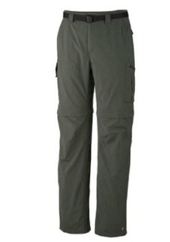 Columbia Zip Off Pants Men