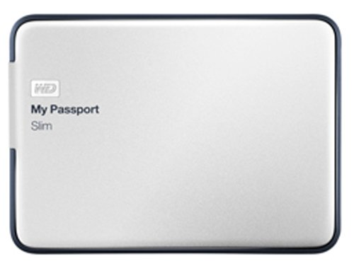 My Passport External Hard Drive