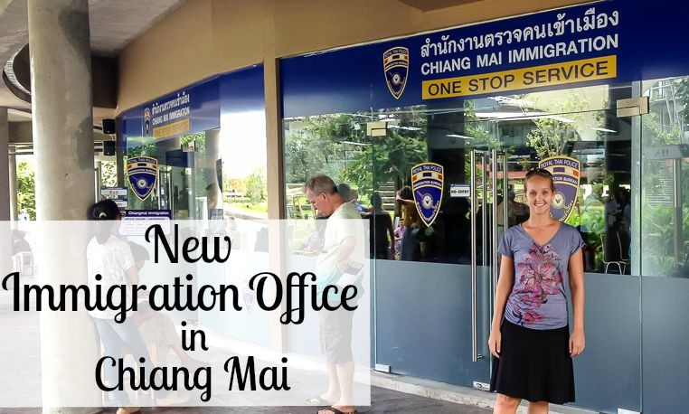 How to Extend Your Tourist Visa at New Immigration Office Location in Chiang Mai, Thailand