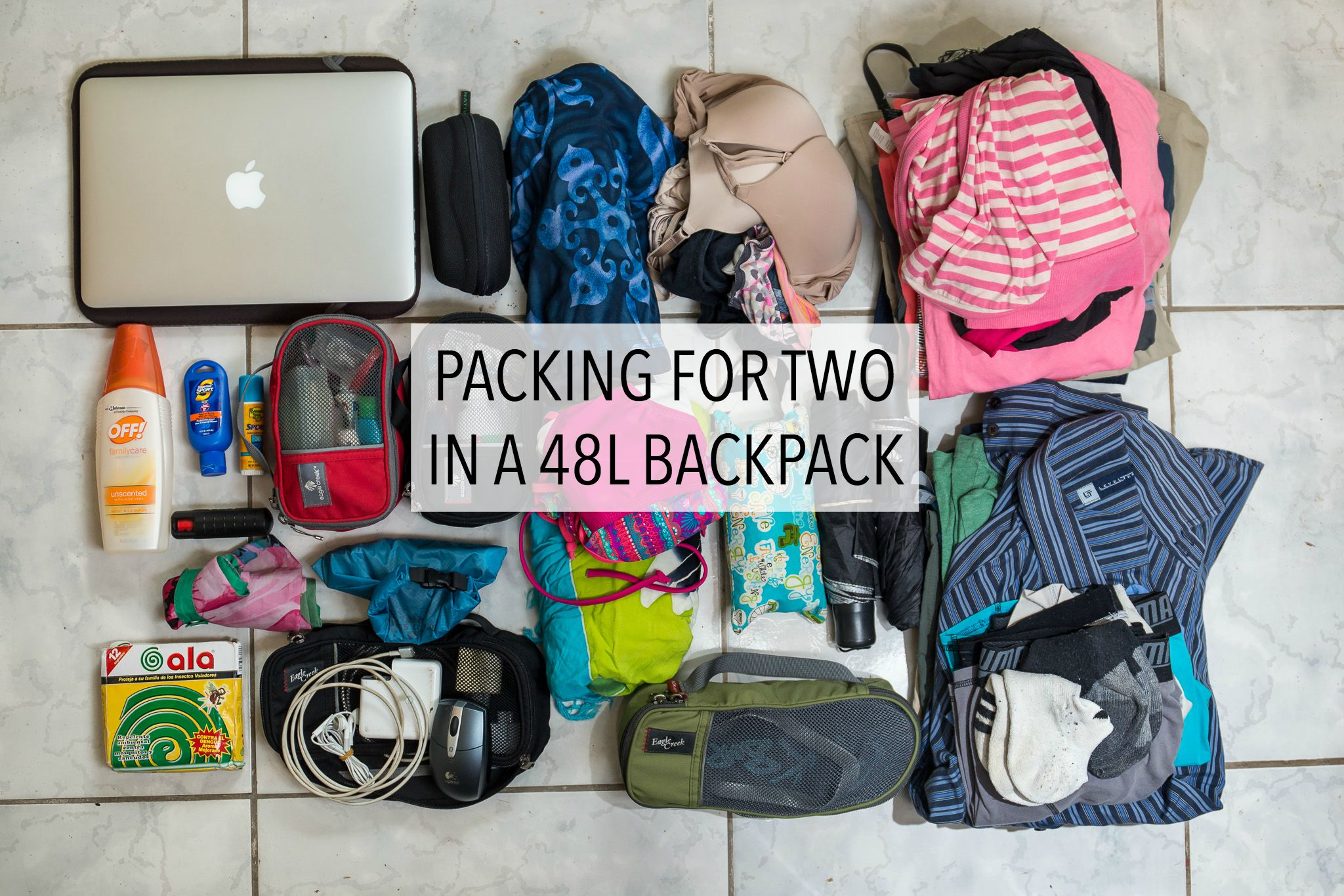 How To Travel Light and Leave the Extras Behind! | Uneven ...