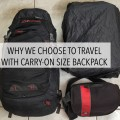 Travel with Carry On FI