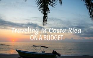 Traveling in Costa Rica Budget FI