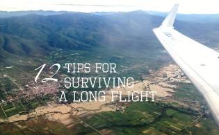 12 Tips for Surviving a Long Flight FI