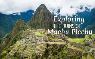 Machu Picchu Exploring FI