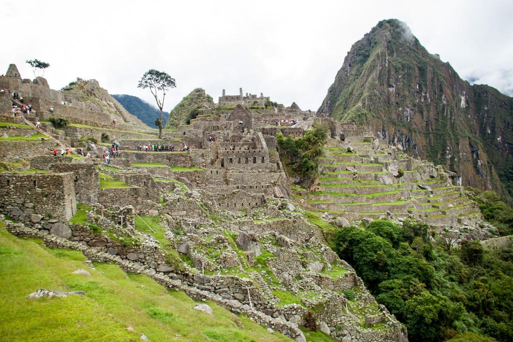 Machu Pichhu Overview