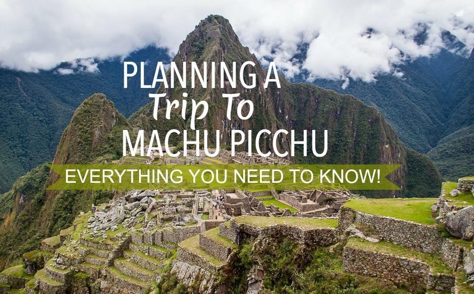 Machu Picchu Tours >> Planning A Trip To Machu Picchu In Peru Uneven Sidewalks Travel Blog