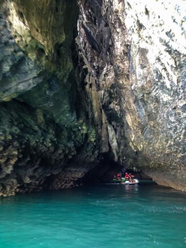 Jet Ski Cave