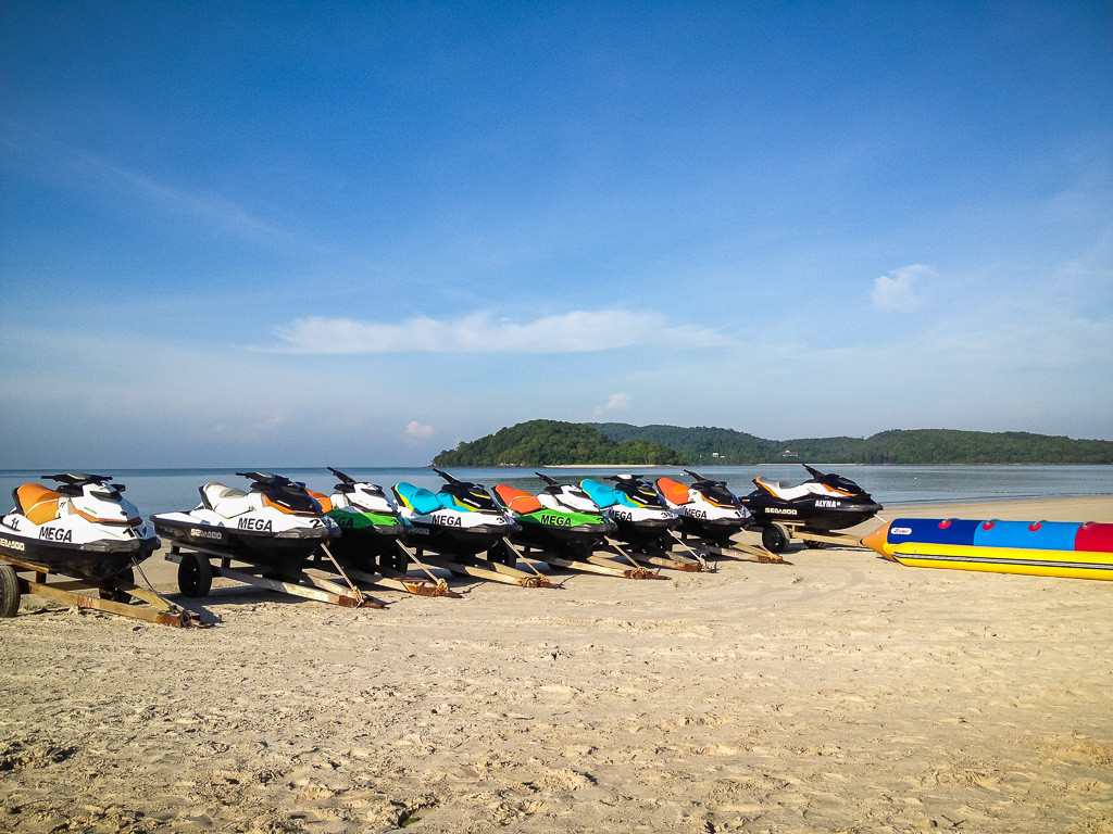 Jet Ski Island Tour - The Best Way to See Langkawi | Uneven